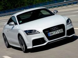 Audi TT RS. Фото Audi