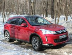 Citroen C4 Aircross. Фото CarExpert.ru