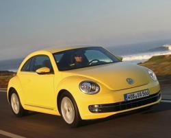 VW Beetle. Фото VW