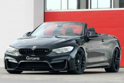 BMW M4 Cabrio G-Power. Фото G-Power