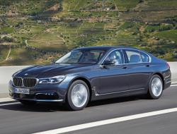 BMW 7-Series. Фото BMW
