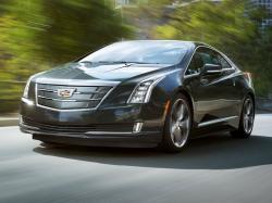 Cadillac ELR. Фото Cadillac