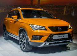 Seat Ateca. Фото telegraph.co.uk