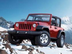 Jeep Wrangler. Фото Jeep