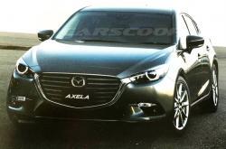 Mazda Axela. Фото Carscoops