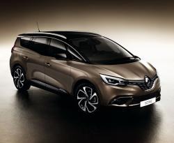 Renault Grand Scenic. Фото Renault