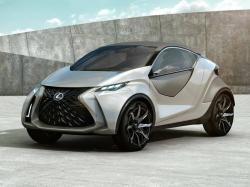 Lexus LF-SA. Фото Lexus