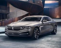 BMW Gran Lusso Coupe. ���� BMW