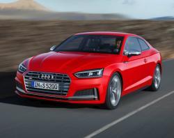 Audi A5 Coupe. Фото Audi
