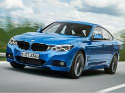 BMW 3-Series GT. Фото BMW