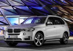 BMW X5 xDrive40e. Фото BMW