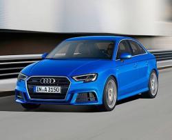 Audi A3 Sedan. Фото Audi