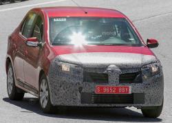 Dacia Logan. Фото Motor1