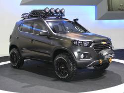 Концепт Chevrolet Niva. Фото CarExpert