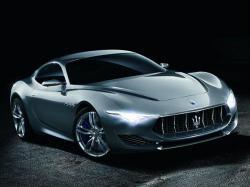 Maserati  Alfieri. Фото Maserati
