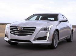 Cadillac CTS 2017. Фото Cadillac