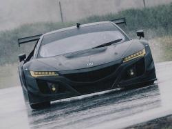 Acura NSX GT3. Фото Acura