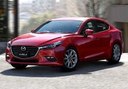 Mazda Axela 2017. Фото Mazda