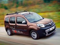Renault Kangoo. Фото Renault
