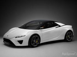 Lotus Elise Concept 2010. Фото Lotus
