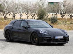 Универсал Porsche  Panamera. Фото Autoevolution