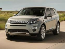 Land Rover Discovery Sport. Фото Land Rover