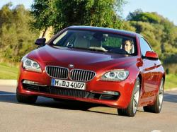 BMW 6-Series. Фото BMW