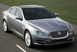 Jaguar XJ. Фото Jaguar