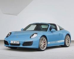 Porsche 911 Targa 4S Exclusive Design Edition. Фото Porsche