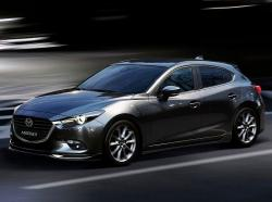 Mazda3 2016. Фото Mazda