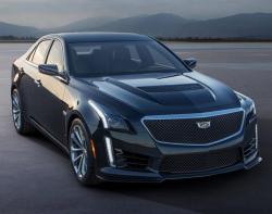 Cadillac CTS-V. Фото Cadillac