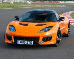 Lotus Evora 400. Фото Lotus