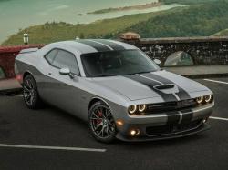 Dodge Challenger. Фото Dodge