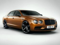Bentley Flying Spur W12 S. Фото Bentley