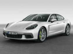 Porsche  Panamera 4 E-Hybrid. Фото Porsche
