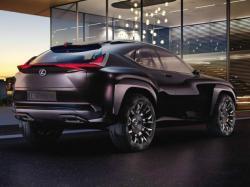 Lexus UX. Фото из сети Twitter