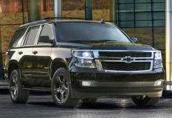 Chevrolet Tahoe LT Midnight Edition. Фото Chevrolet
