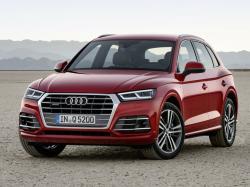 Audi Q5 2017. Фото Audi