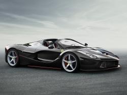 Ferrari LaFerrari Aperta. Фото Ferrari