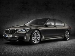 BMW M760Li xDrive. Фото BMW