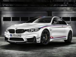 BMW M4 DTM. Фото BMW