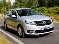 Dacia Logan. Фото Dacia