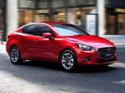 Mazda2 Sedan. Фото Mazda
