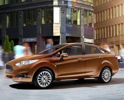 Ford Fiesta Sedan. Фото Ford