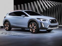 Subaru XV Concept. Фото Subaru