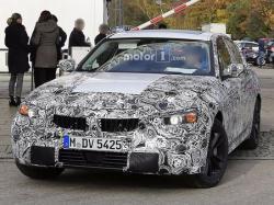 BMW 3-Series 2017. Фото Motor1