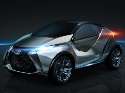 Lexus UX Concept. Фото Lexus