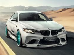 BMW M2 Hamann. Фото Hamann