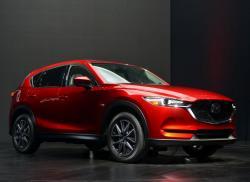 Mazda CX-5 2017. Фото Mazda