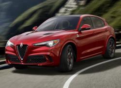 Alfa Romeo Stelvio. Фото Alfa Romeo